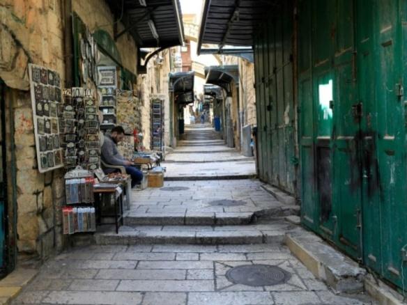 Coronavirus, Jérusalem