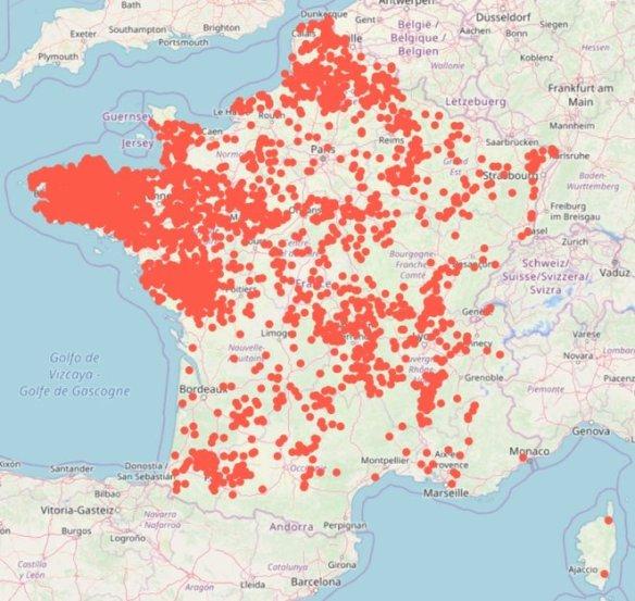 Les fermes-usines en France