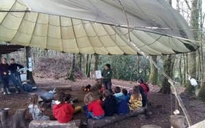Forest School de Plonéis